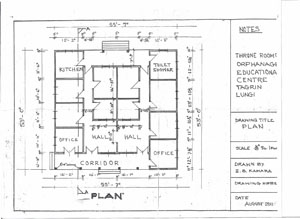 Vocational Floor Plan